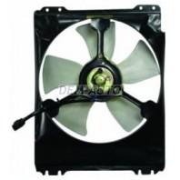 Impreza {sohc/dohc}  Мотор+вентилятор радиатора охлаждения с корпусом {SOHC/DOHC}