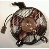 Baleno {esteem} Мотор +вентилятор конденсатора кондиционера с корпусом(USA)