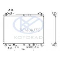 Радиатор охлаждения 2 автомат (KOYO)