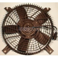 G.vitara {+xl-7}  Мотор+вентилятор конденсатора кондиционера с корпусом