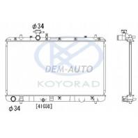Sx-4  Радиатор охлаждения 1.5 1.6 механика(KOYO)