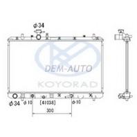 Sx-4  Радиатор охлаждения 1.5 1.6 автомат(KOYO)