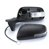 Auris  Зеркало левое электрическое с подогревом , диодный указатель поворота , 7 контактов , грунтованное