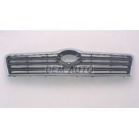 Avensis  Решетка радиатора хромированная-черная