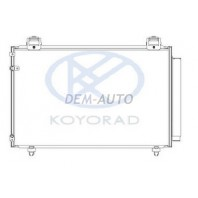Avensis  Конденсатор кондиционера 1.6 1.8 (KOYO)