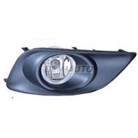 Avensis  Фара противотуманная левая