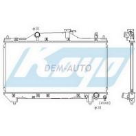 Avensis  Радиатор охлаждения механика 1.6 1.8 2 (KOYO)