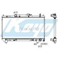Avensis {3sfe}  Радиатор охлаждения механика 2(KOYO)