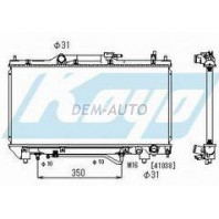 Avensis {3sfe}  Радиатор охлаждения автомат 2(KOYO)
