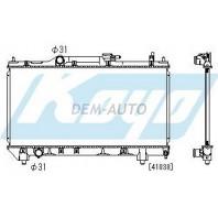 Avensis  Радиатор охлаждения механика 1.6 1.8