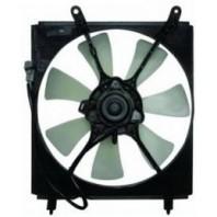 Мотор+вентилятор радиатора охлаждения левый с корпусом 3 6 цилиндров