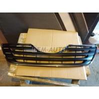 Camry  Решетка радиатора (Китай) хромированная-черная