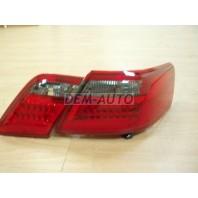 Camry  Фонарь задний внешний+внутренний левый+правый (комплект) тюнинг с диодами (EAGLE EYES) красный-тонированный