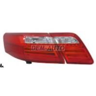 Camry  Фонарь задний внешний+внутренний левый+правый (комплект) тюнинг с диодами (EAGLE EYES) красный-хромированный