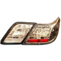 Camry  Фонарь задний внешний+внутренний левый+правый (комплект) тюнинг полностью с диодами(SONAR)хромированный