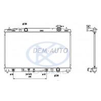 Camry  Радиатор охлаждения автомат 2.4 (KOYO)