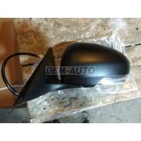 Camry  Зеркало левое электрическое с подогревом с указателем поворота автоскладыванием (aspherical)грунтованное
