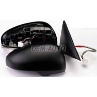 Camry  Зеркало правое электрическое с подогревом с указателем поворота автоскладыванием (aspherical)грунтованное