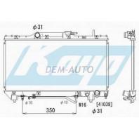 Carina e  Радиатор охлаждения автомат 2 (KOYO)