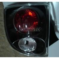 Celica  Фонарь задний внешний левый+правый (комплект) тюнинг (EAGLE EYES) внутри красная с черным