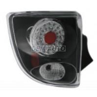 Celica  Фонарь задний внешний левый+правый (комплект) тюнинг с диодами (EAGLE EYES) внутри прозрачный с черным