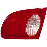 Corolla  Фонарь задний внутренний левый (4 дв) красно-белый