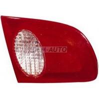 Corolla  Фонарь задний внутренний правый(4 дв)красно-белый