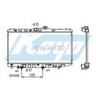 Corolla  Радиатор охлаждения автомат 1.3 1.5 1.6 (KOYO)