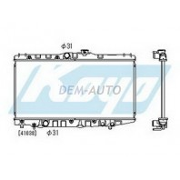 Corolla  Радиатор охлаждения механика 1.5 1.6 (KOYO)