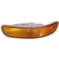 Corolla  Указатель поворота нижний левый в бампер (3 дв) желтый