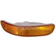 Corolla  Указатель поворота нижний правый в бампер(3 дв) желтый