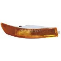 Corolla  Указатель поворота нижний правый в бампер (4 дв) (5 дв) желтый
