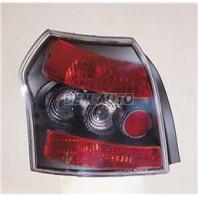 Corolla  Фонарь задний внешний левый+правый (комплект) тюнинг (ХЭТЧБЭК) хрустальный (SONAR) внутри черный