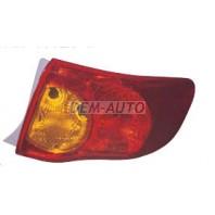 Corolla  Фонарь задний внешний правый (СЕДАН) (оригинал)