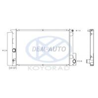 Corolla {auris 06-} Радиатор охлаждения механика (бензин) (KOYO)