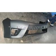 Corolla  Бампер передний с отверстиями под датчики , грунтованный