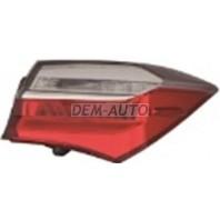 Corolla  Фонарь задний внешний правый диодный