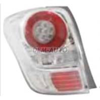 Corolla verso  Фонарь задний внешний левый с диодами
