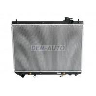 Highlander  Радиатор охлаждения автомат 2.4