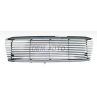 Landcruiser  Решетка радиатора тюнинг,алюминиевая,пластиковая,хромированная