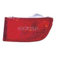 Prado  Фонарь задний внешний правый в бампер (оригинал) красный