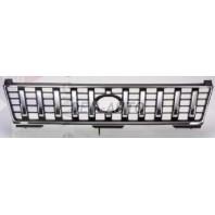 Prado  Решетка радиаторахромированно-черная