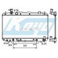 Rav4  Радиатор охлаждения автомат 2 (KOYO)