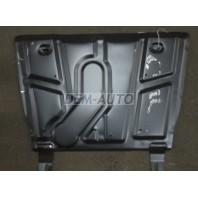 Rav4  Защита поддона двигателя+КПП,с креплениями,стальная
