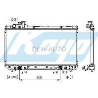Радиатор охлажденияавтомат 2 (2 ряд)