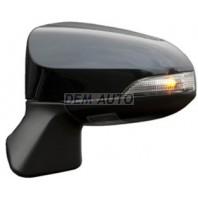 Зеркало левое электрическое с подогревом,указателем поворота,подсветкой,памятью,автоскладыванием грунтованное
