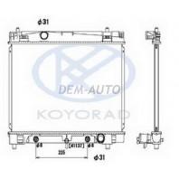Yaris  Радиатор охлаждения автомат (KOYO)