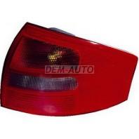 Audi a6 Фонарь задний внешний правый (СЕДАН) полностью тонированный