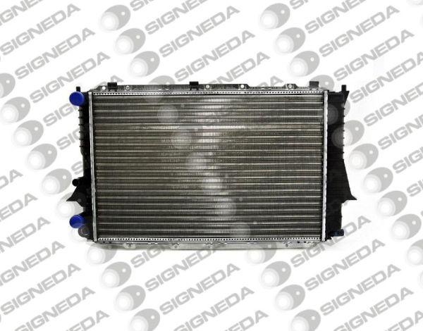 Радиатор охлаждения 1,9TDI/2,0/2,2/2,3/2,4/2,5TDI